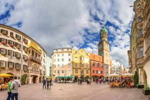 Séjour en avion en Austriche, découverte de Tyrol et Bavière